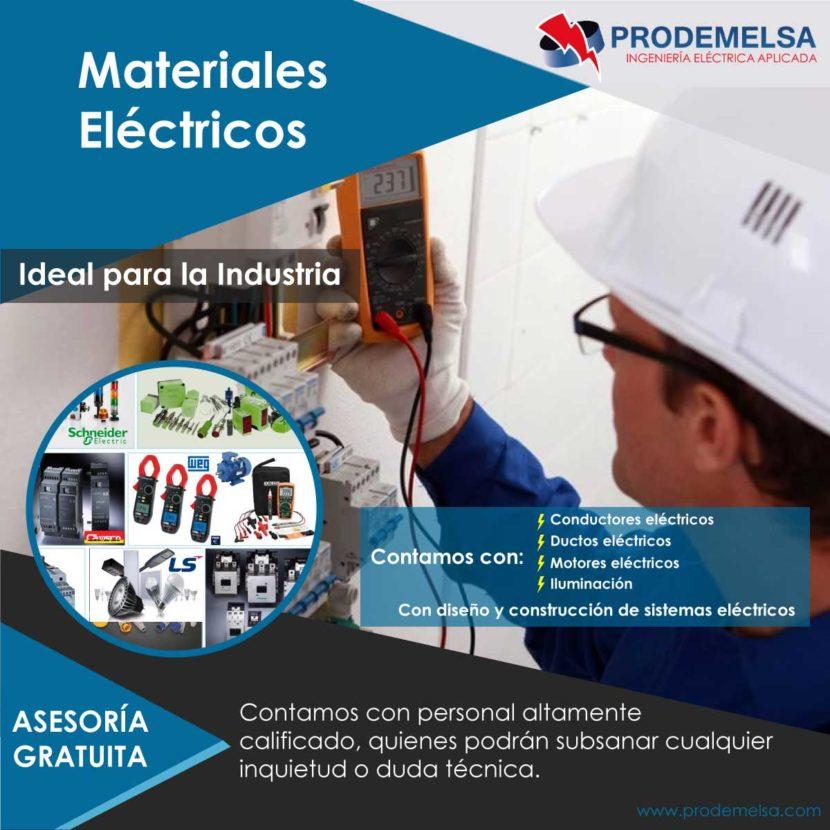 material electrico Quito